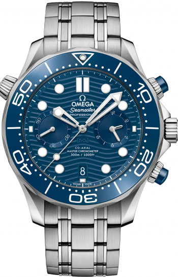 OMEGA DIVER 300M CO‑AXIAL MASTER CHRONOMETER CHRONOGRAPH 44 MM