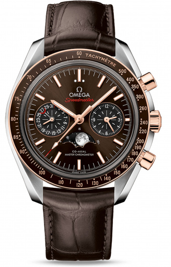MOONWATCH CO‑AXIAL MASTER CHRONOMETER MOONPHASE CHRONOGRAPH 44.25 MM
