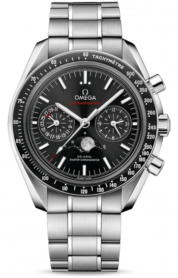 OMEGA MOONWATCH CO‑AXIAL MASTER CHRONOMETER MOONPHASE CHRONOGRAPH 44.25 MM