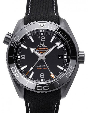 Omega Seamaster Planet Ocean 600M Master Co-Axial GMT 45,5mm
