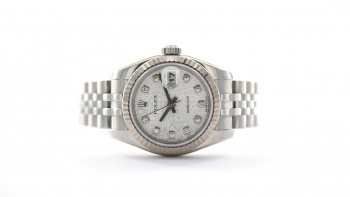 Rolex Datejust 26mm diamant skive