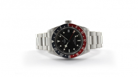 "Tudor Black Bay GMT ""Pepsi"" 79830RB"